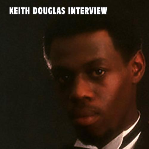 Keith Douglas Interview