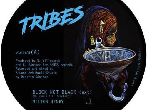 Milton Henry – Block Not Black