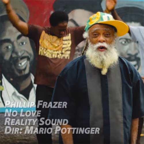 Phillip Frazer - No Love Clip