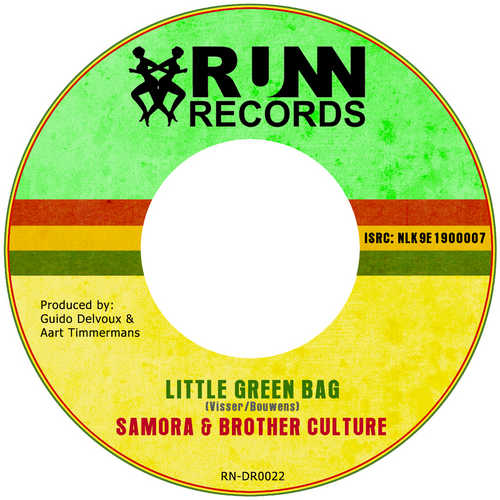 Samora & Brother Culture - Little Green Bag
