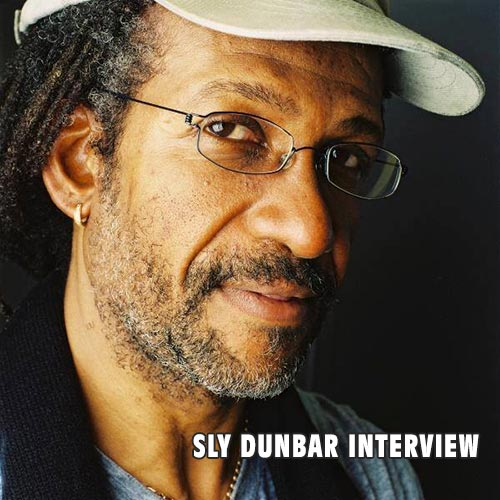 10 Minutes with Superstar Drummer Sly Dunbar (The Interview)