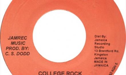 College Rock Riddim