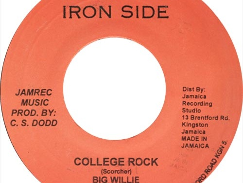 College Rock Riddim