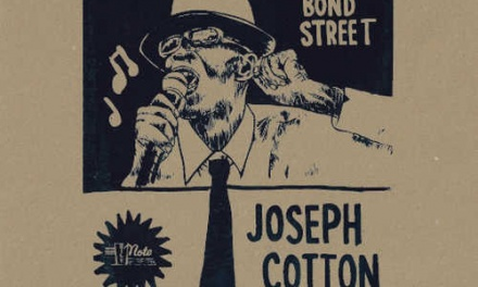Joseph Cotton revisists Bond Street