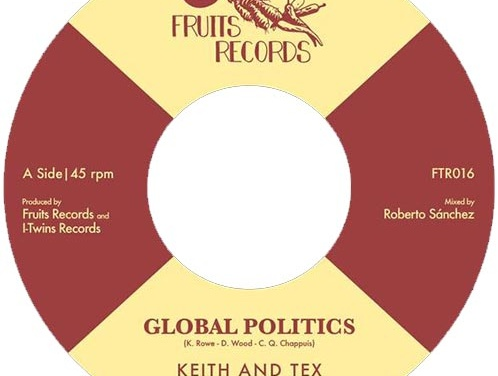 Keith & Tex – Global Politics