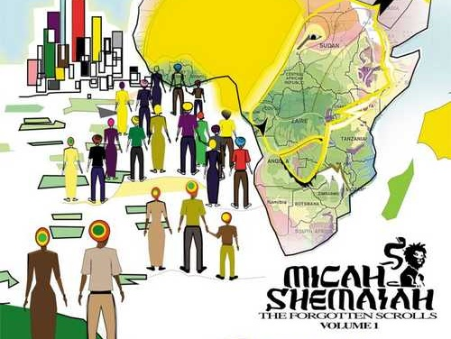 Micah Shemaiah – Zions Gates/Rainbow Station