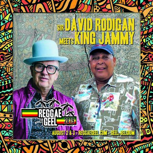 Reggae Geel - David Rodigan & King Jammy