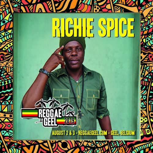 Reggae Geel - Richie Spice