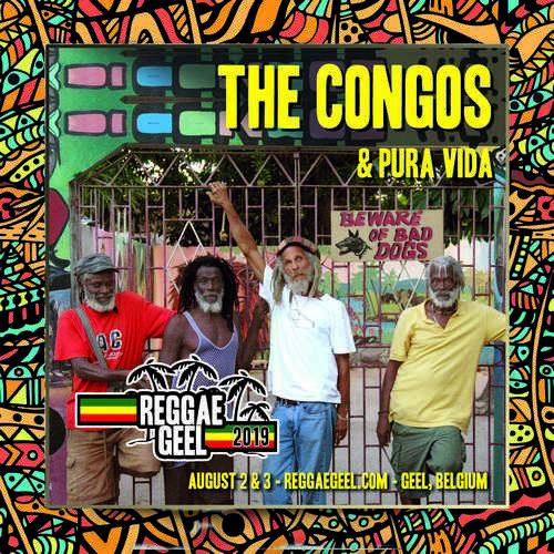 Reggae Geel - The Congos
