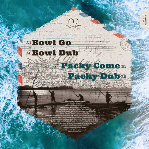 Backsleeve Bowl Go, Packy Come EP