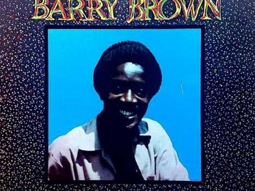 Barry Brown – I'm Not So Lucky | Reissue Album