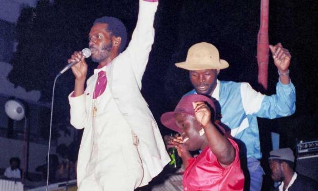 Witness To Reggae | Early B