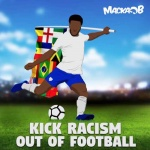 Macka B – Kick Racism Out Of Football