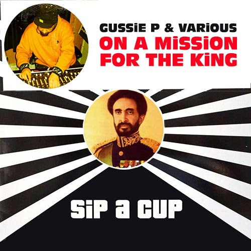 Gussie P & various - On A Mission For The King