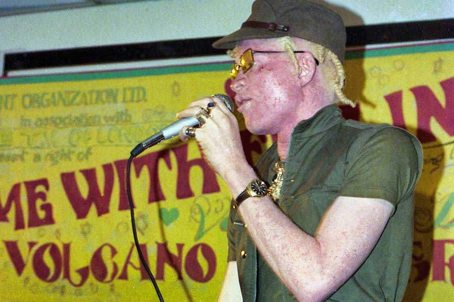 Click to view Yellowman photos
