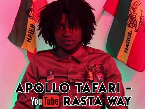 Apollo Tafari – Rasta Way | New Video