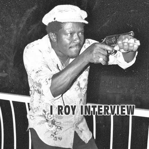 I Roy interview