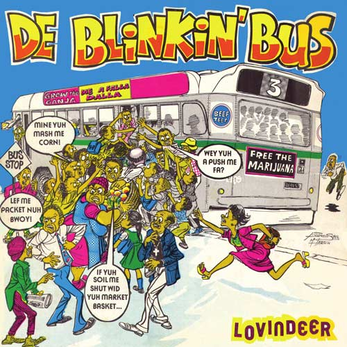Lovindeer – De Blinkin' Bus