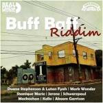 Various – Buff Baff Riddim