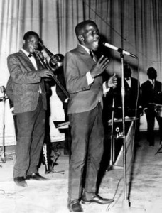 A young Delroy Wilson