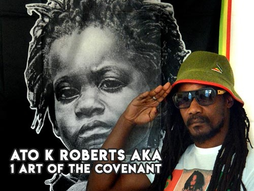 Ato Kidane Daniel Roberts aka 1 Art of the Covenant