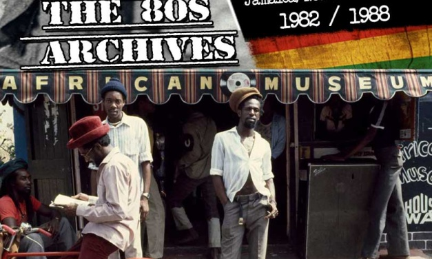 Beth Lesser: Witness To Reggae – Photography