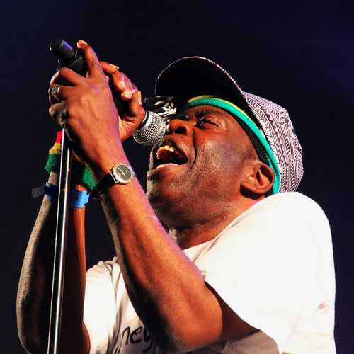 Delroy O'Gilvie (of Black Roots)