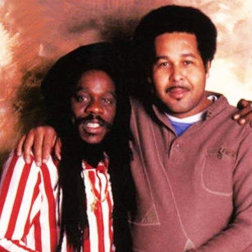 Dennis Brown & Prince Jammy