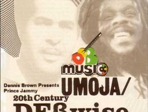 Dennis Brown Presents Prince Jammy – Umoja & 20th Century DEBwise