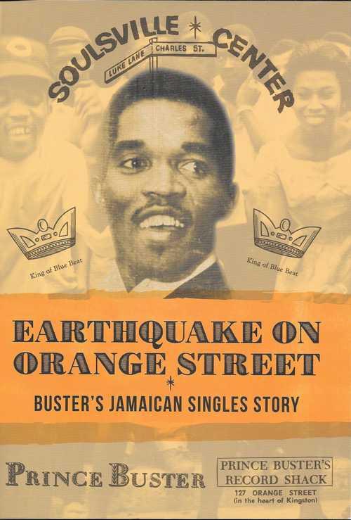 Earthquake On Orange Street - Buster's Jamaican Singles Story