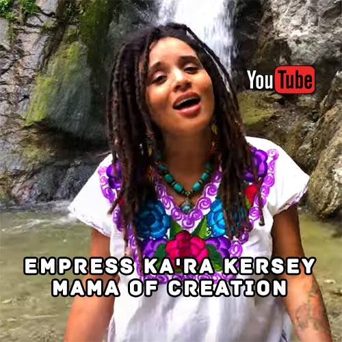 Empress Ka'ra Kersey - Mama Of Creation