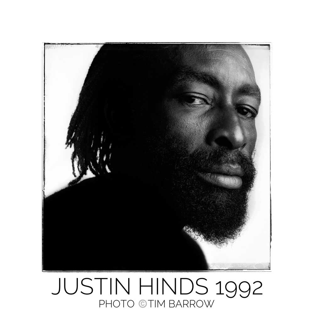 Justin Hinds 1992 by TimBarrow