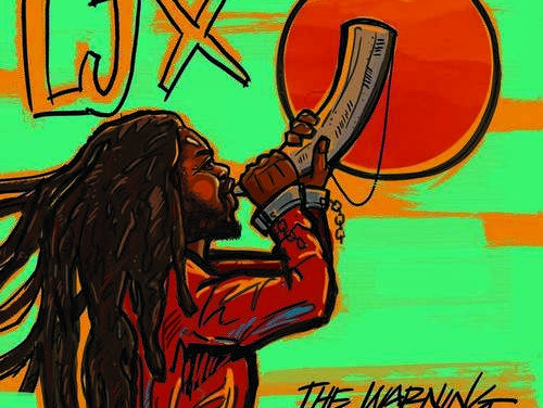 Lyndon John X – The Warning Track