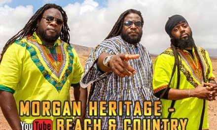 Morgan Heritage – Beach & Country   New Video