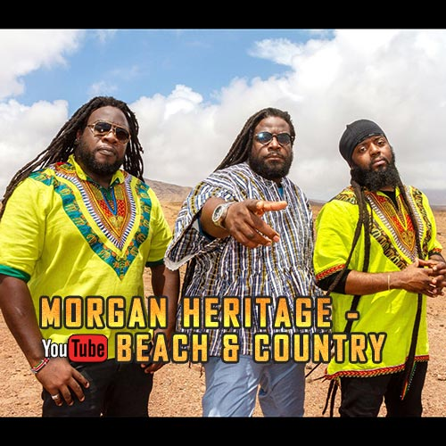 Morgan Heritage - Beach & Country