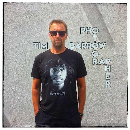 Tim Barrow - Photographer