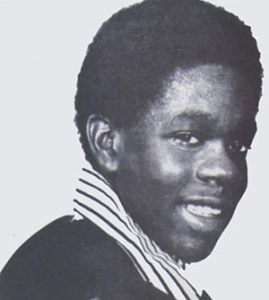 Young Dennis Brown