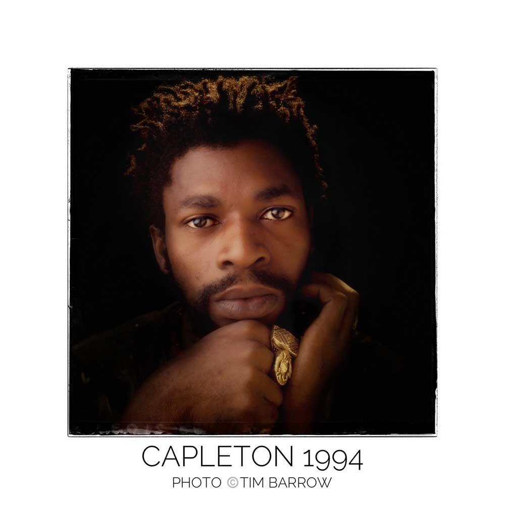 Capleton 1994 by Tim Barrow