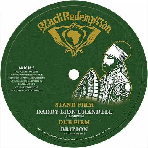 Daddy Lion Chandell - Stand Firm