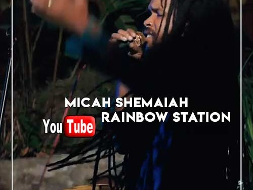 Micah Shemaiah – Rainbow Station | New Video