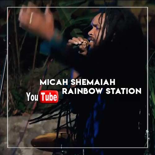 Micah Shemaiah - Rainbow Station