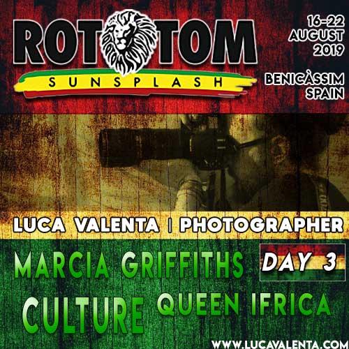 Rototom Sunsplash 2019-Day 3-Luca Valenta