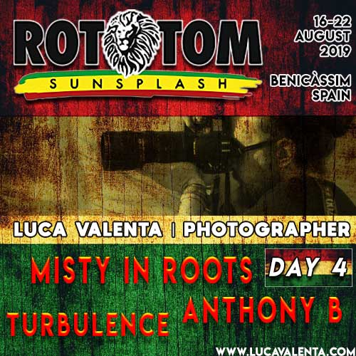 Rototom Sunsplash 2019 – Photo Report Day 4