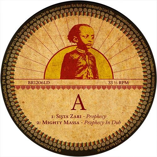 Sista Zari - Prophecy
