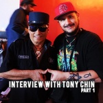 Interview with Tony Chin – Part 1