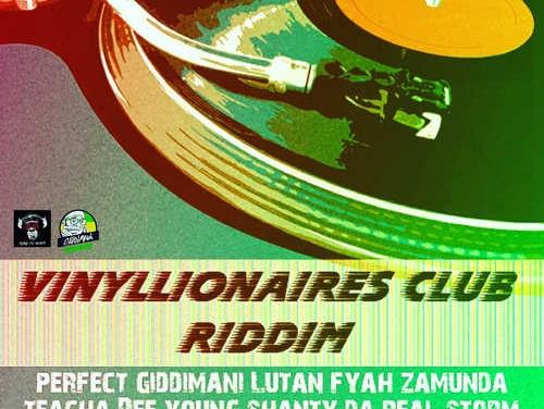 Various – Vinyllionaires Club Riddim