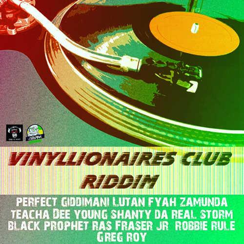 Various - Vinyllionaires Club Riddim