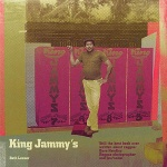 Beth Lesser : King Jammy's book