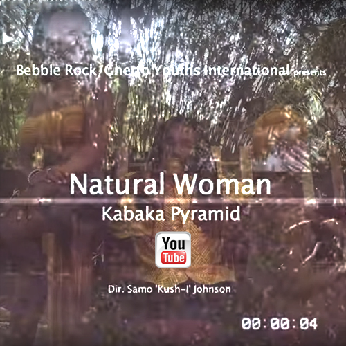 Kabaka Pyramid - Natural Woman