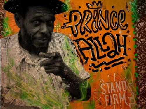 Prince Allah – Stand Firm | New EP
